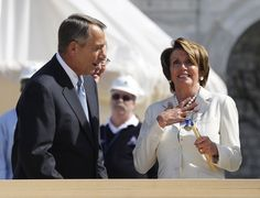 2011   Nancy Pelosi, John Boehner Involved in Insider Training  ---  Boehner was among a number of lawmakers allegedly trading HEALTH-CARE STOCKS  during 2009's health-care debate... .. No wonder HE REFUSES TO DEFUND OBAMACARE.   ~~~~~~~  http://www.hispanicbusiness.com/2011/11/14/nancy_pelosi_john_boehner_involved_in.htm.As Peter wrote ThE LOVE OF ALL MONEY IS THE ROOT OF ALL EVIL.