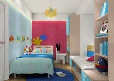 52 Dekorasi Kamar Tidur Minimalis Anak Perempuan   Desainrumahnya.com