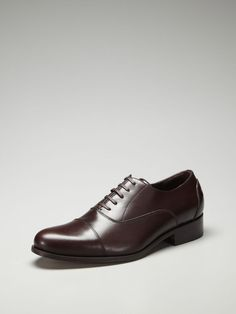 26ee3388591 Calfskin Cap Toe Oxfords by Harrys Of London at Gilt