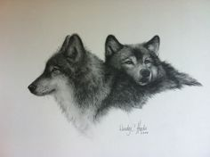 I want a wolf print for my bedroom