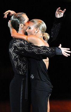 Stars in black :) #dance