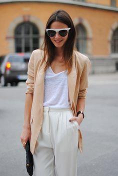White and Blush Beauty