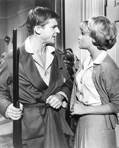 Roddy McDowall and Hayley Mills in That Darn Cat! Old Hollywood Movies, Hollywood Actor, Classic Hollywood, Mr Deeds, Jealous Boyfriend, Patty Duke, Splendour In The Grass, Rita Hayworth, English Actresses