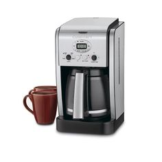 The Krups KT600 Silver Art Collection Coffee Maker Is You plete