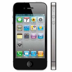 List Price: $599.00 Price: $139.95 You Save: $459.05 (77%) Apple iPhone 4 - 32GB - Black (Verizon) Smartphone (B)