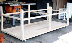 Cool 16 Best Heavy Duty Workbench Images In 2018 Diy Workbench Customarchery Wood Chair Design Ideas Customarcherynet