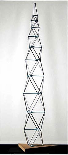 Newsletter of the College of Architecture at Texas A&M University Architecture Concept Drawings, Architecture Design, Abstract Sculpture, Sculpture Art, Structural Model, Drafting Drawing, Tower Design, Arch Model, Bamboo Skewers