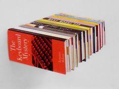 Fun ways to display your book s!