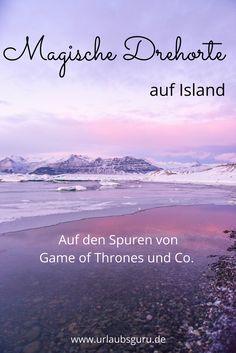 Viele Regisseure und Filmcrews nutzen die einzigartigen Landschaften Islands als Filmkulissen. Hier erfahrt ihr unter anderem an welchen Drehorten die beeindruckenden Aufnahmen für Game of Thrones entstanden sind!