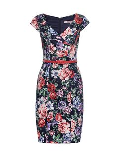 Pretty Outfits, Pretty Dresses, Beautiful Outfits, Beautiful Clothes, Vintage Inspired Dresses, Vintage Outfits, Garden Dress, Short Dresses, Summer Dresses
