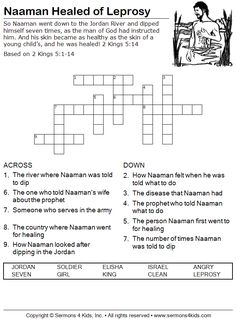 naaman the leper for kids | naaman_healed_crossword.gif