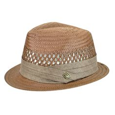 A lightweight spring and summer straw fedora, the Goorin Bros. Blurr boasts a tall vented crown and a handsome triple-pleated fabric hatband. Enjoy vacations or spending time at your favorite summer watering holes with this sharp, stylish accessory! Straw Fedora, Fedora Hats, Pleated Fabric, Summer Looks, Cowboy Hats, Handsome, Fedoras, Stylish, Accessories