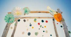 Decoración para bodas: Fotos de ideas para decorar el altar