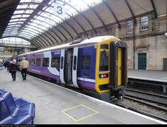 RailPictures.Net Photo: 158 Northern Rail Class 158 DMU at Hull, United Kingdom by David West