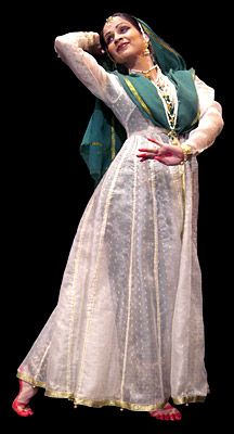 Indian Kathak Dancers - Informative & researched article on Indian Kathak Dancers from Indianetzone, the largest free encyclopedia on India. Kinds Of Dance, Just Dance, Kathak Costume, Kathak Dance, Ritual Dance, La Bayadere, Indian Classical Dance, Indian Photoshoot, Indian Folk Art