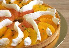 Vitaminik { banane, suprêmes d'orange & pomelo, pistache, tonka }