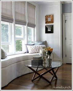 Modern Window Treatment Ideas and Where to Buy Them ~ Jennifer Decorates.com