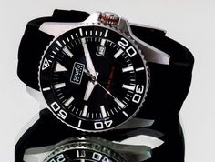 Scurfa Diver One Silicon Watch
