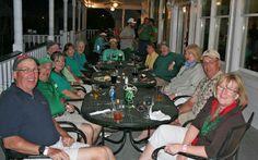 2013 St. Patrick's Day Dinner at Legend Oaks!
