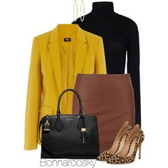 """""""Business class"""" by bonnaroosky on Polyvore"""
