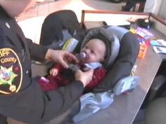Correctly installing an infant car seat is not easy! Watch this video to find out how to keep your baby safe. @babycenter #video #carseatsafety