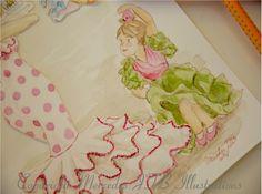 Copyright Mercedes JTB Illustrations, visit me for more :  www.mercedesjtb.wordpress.com