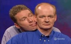 """Being that close with someone, chances are you're going to end up fighting. 