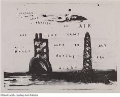 David Lynch   『デヴィッド・リンチ展』が8/ ART GALLERY/ Tomio Koyama Galleryで開催 - 画像3