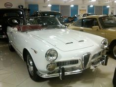 alfa romeo 2000 touring spider - Google Search