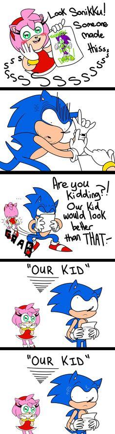 Sonic Slips by ProgressOfTomorrow on DeviantArt: