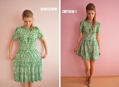 Dress refashion