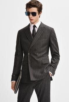 Best Shopping Sites, Madrid, Hugo Boss Man, Modern Man, Retro Outfits, Suit Jacket, Menswear, Style Inspiration, Mens Fashion