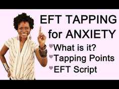 EFT Tapping for Anxiety & Emergency Emotional Freedom Technique How-To