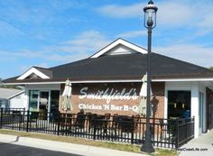 Smithfields - MY FAVORITE RESTAURANT. If only they had locations near me in WI! I guess I'll have to visit NC.
