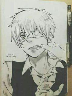 Kaneki sketch