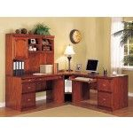 $1399.00  Acme Furniture - Twin Falls Complete Office Desk - 9721-9723-9724-9725-4Set