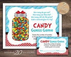 Image result for jar of candy guessing game