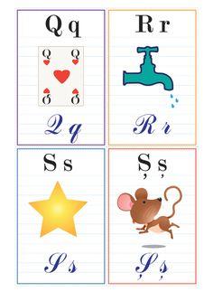 Romanian Language, Kids Learning, Montessori, 1 Decembrie, Alphabet, Preschool, Classroom, Class Room, Alpha Bet