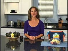 Nutrition Expert Mitzi Dulan discusses avocado nutrition: school lunches & avocado recipes for kids