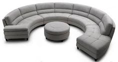 Image result for semi circle couch