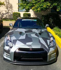 Nissan+GTR+@zerotosixtylifestyle