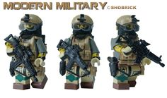 Lego Custom Minifigures, Lego Minifigs, Steampunk Lego, Nerf Accessories, Lego Soldiers, Board Skateboard, Amazing Lego Creations, Airsoft Gear, Super Soldier