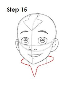 Learn how to draw Aang from Avatar: The Last Airbender with this step-by-step tutorial and video. A new cartoon drawing tutorial is uploaded every week, so stay tooned! Art Drawings Sketches, Cartoon Drawings, Easy Drawings, The Last Avatar, Avatar The Last Airbender Art, Avatar Aang, Beginner Sketches, Cartoon Drawing Tutorial, Avatar Characters