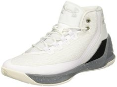 635d72ce476 Curry 3 Mens in White (Raw Sugar) by Under Armour
