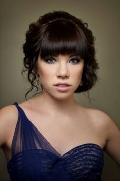 Wedding Hairstyles With Bangs Trends