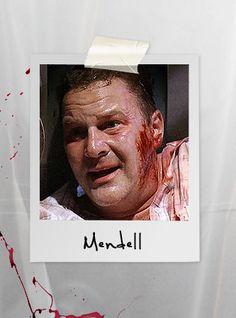 Dan Mendell - Dexter S5