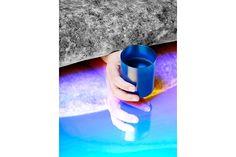 Brit van Nerven & Sabine Marcelis Seeing Glass tunnel   DMY International Design Festival 2014