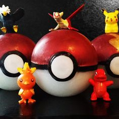 Pokeball Soap & Surprise Figurine - $17 ⋆ Fandom Gifts!