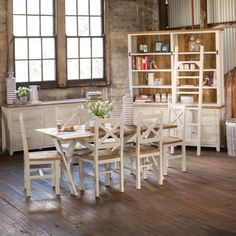 Byron 1800 Dining Package (Table: 1800W x 900D x 785H mm; Chairs: 480W x 495D x 1020H mm) RRP $1,369