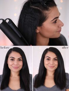 How to Crimp Hair for Volume | 4 Hair Hacks for Thicker Looking Hair | Slashed Beauty
